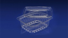 DLC-008 <br></br> 8 OUNCE DELI CONTAINER AND LID<br></br>7 Tiers x 6 cases per tier = 42 cases per pallet